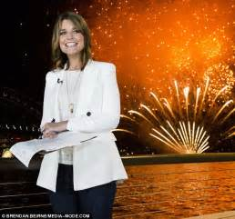 today show samantha guthrie pregnant again 2015 savannah guthrie takes pair of budgie smugglers from