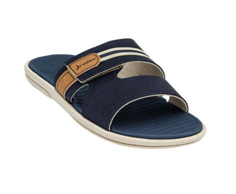 rider shoes brazil rider mens rimini beigh blue casual slide brazil sandals