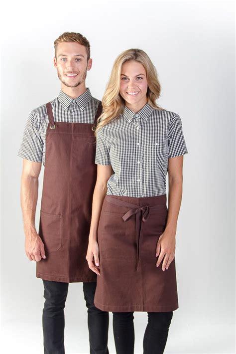 coffee shop apron design secrets of a coffee shop cotton canvas embroidery