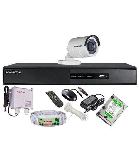 Cctv Set hikvision turbo ds 2ce56c2t irp cctv set price in india buy hikvision turbo ds 2ce56c2t