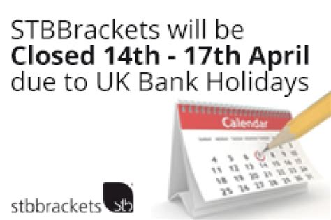 uk bank holidays april b o tv brackets stands olufsen official