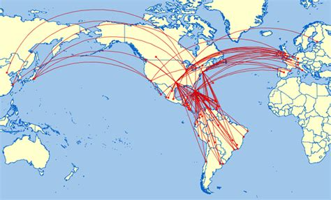 aa route map why cant you fly across the atlantic from uk to florida why via canada and the