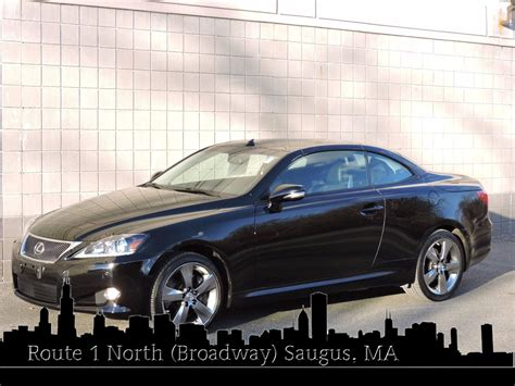 Lexus Auto Mall by Used 2011 Lexus Is 350c 3 0l At Saugus Auto Mall