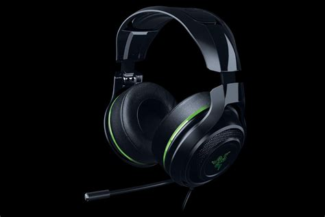 Razer Gaming Headset Manowar 71 Analog Green Edition Original razer dishes out a new o war headset opens stargazer