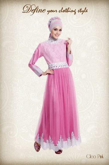 Baju Muslim Wanita Simple desain busana muslim wanita simple untuk kondangan jilbabna