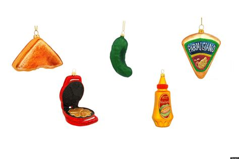 food ornaments for your christmas tree photos