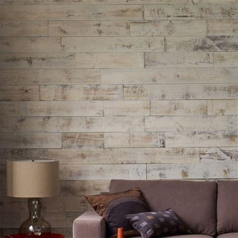 Glue Wainscoting To Wall by Whitewash Stikwood Adhesive Wood Paneling