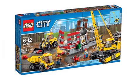 Demolition Site Lego 60076 City lego city 2015 official images revealed the brick fan