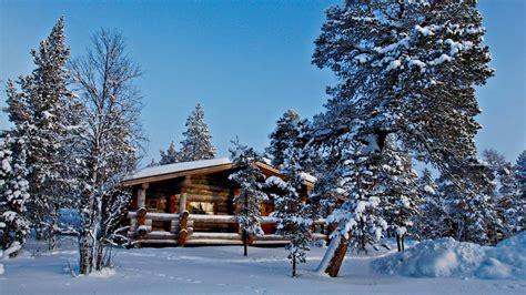 snow home kakslauttanen log cabins newhairstylesformen2014 com