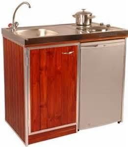 stove sink and fridge unit will be your space saving