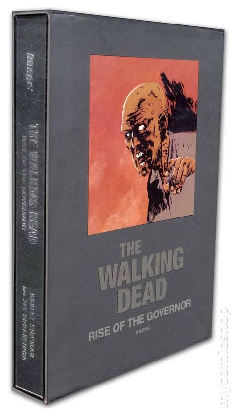 The Walking Dead Rise Of The Governor 1 walking dead rise of the governor hc 2011 novel comic books