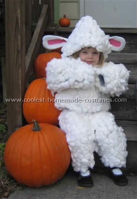 Handmade Sheep Costume - costume sheep costumes and on
