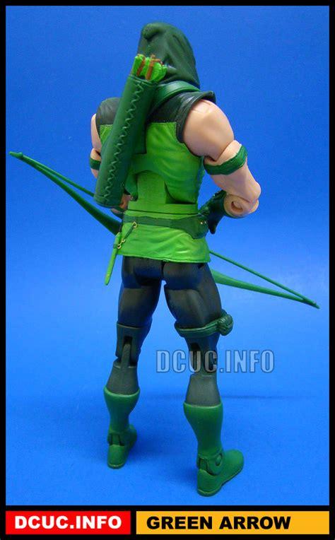 Dcuc Arrow green arrow the dc universe classics dcuc info archive