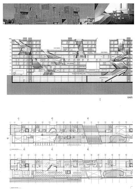 Plan Com | simmons hall plans section furniture coordination