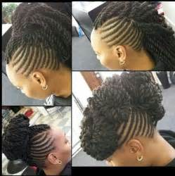 crochet mohawk hairstyle 40 gorgeous havana twist hair styles
