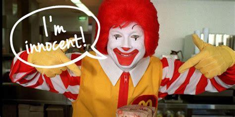 creepy clown sightings force ronald mcdonald
