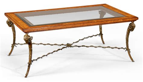 brass rams coffee table