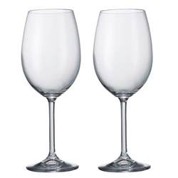 Buy Wine Glasses Buy Barbara Crystalite Bohemia Wine Glasses X 2