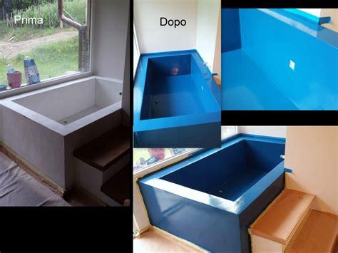 vasca da bagno in resina foto vasca da bagno in resina di fb progettazioni 223794