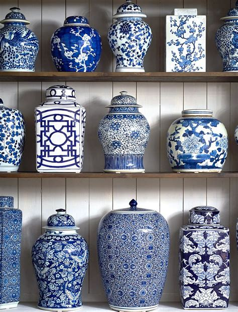 chinese decorations for home best 25 blue vases ideas on pinterest black entryway
