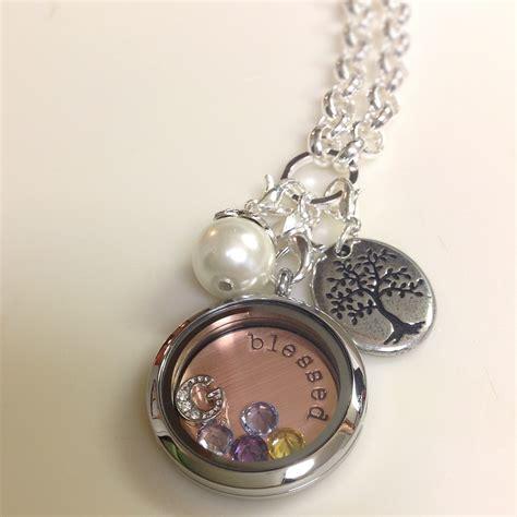 Origami Owl Necklace - origami owl the jewelry craze