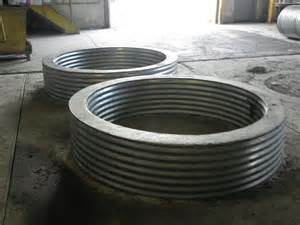 galvanized pit ring pit rings cadillac culvert inc