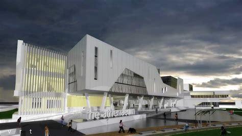 architectural design com architectural design thesis walkthrough the athenaeum mp4 youtube