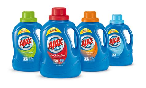 laundry walmart deal ajax laundry detergent only 0 50 at walmart