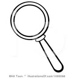Magnifying Glass Template  Detective/spy Theme Pinterest sketch template