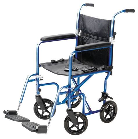 Carex Transport Chair by 19 Quot Transport Chair Classic Portable Mobility A336