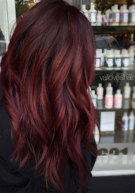 hair highlight color chart allnewhairstyles capelli i migliori tagli per l inverno 2018