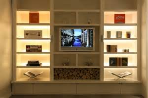 lighted bookshelves our top shelf lighting tips ideas and products