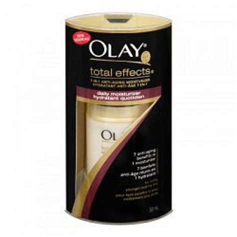 Olay Total Effects Anti Ageing buy olay total effects 7 in 1 anti aging daily moisturizer in canada free shipping healthsnap ca