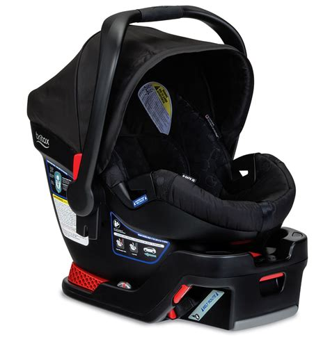 and black car seat britax b safe 35 infant car seat black