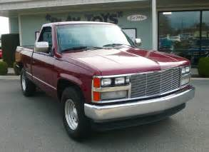 1989 chevrolet silverado 1500 up