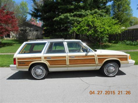 Chrysler Town And Country Wagon by 1987 Chrysler Town And Country Station Wagon Quot Woody Quot 1