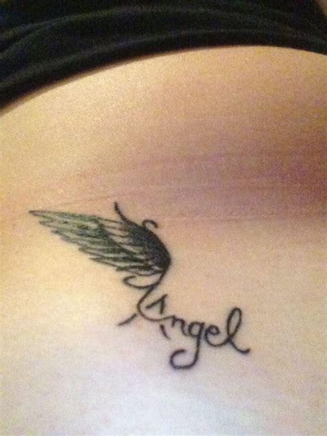 guardian angel wrist tattoos guardian tattoos on wrist www pixshark