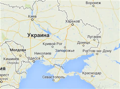 russia google google maps displays crimean border differently in russia