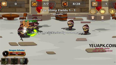 game rpg mod cho android dragon slayer premium full mod game rpg chất cho