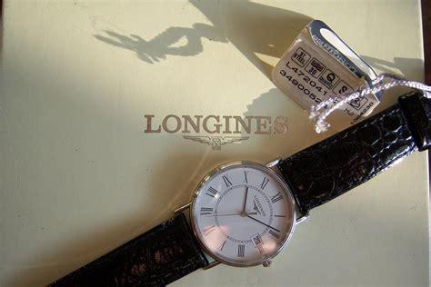 Jam Tangan Longines Quartz jam tangan for sale longines klasik quartz brand new sold