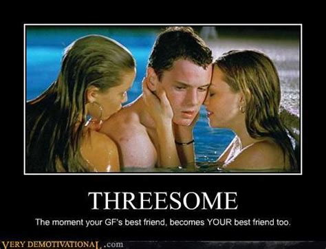 Threesome Memes - you know you gonna get it better act like that 3 some