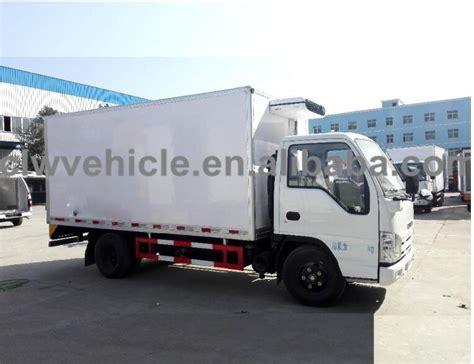 Freezer Kapasitas 1 Ton dfac 4x2 dfd5031 2 ton freezer refrigerated truck used freezer truck buy refrigerated