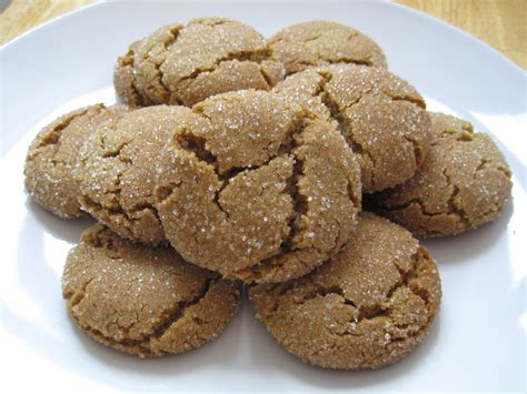 The Gingersnap by The Best Snaps Molasses Cookies Cooking