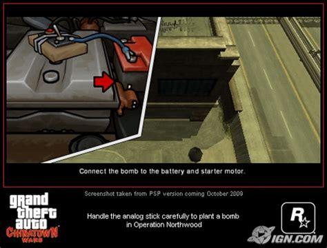 gta series.com » gta: chinatown wars » galleria sony psp