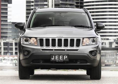 Where Are Jeep Compass Made 2017 Jeep Compass Patriot Replacement To Be Made In Mexico