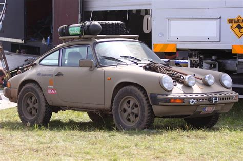 lifted porsche 944 911 4x4 coupe is ready for the end of the 6speedonline