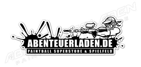 Paintball Aufkleber F Rs Auto by Abenteuerladen Aufk Paintball Abenteuerladen De