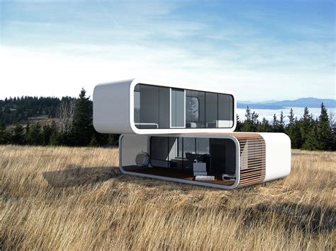 Modular Unit | prefab modular living units by coodo germany
