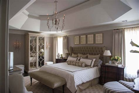 serene  elegant master bedroom decorating ideas