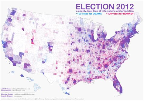 us map and blue counties 2012 infographic forget and blue the most accurate map of
